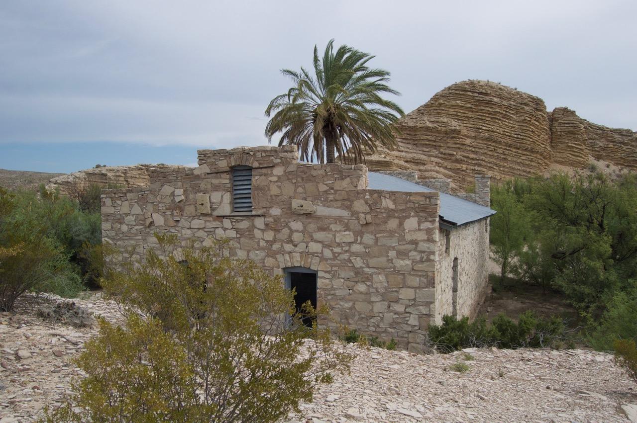 J.O. Langford Settlement, Big Bend National Park, TX