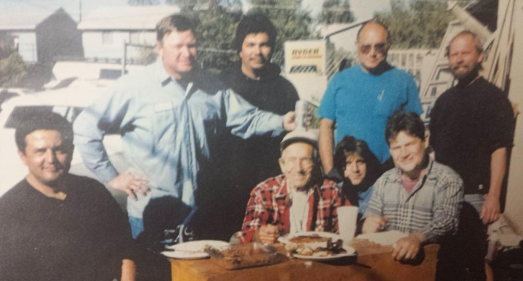 Some of the original crew from 1996