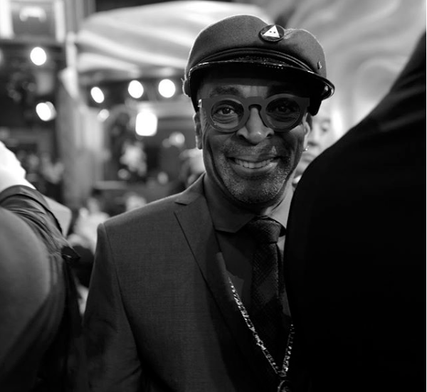 Spike Lee. Source: Instagram