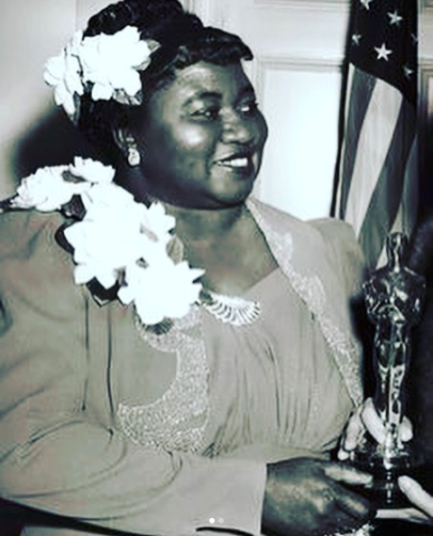 Hattie McDaniel. Source: Instagram