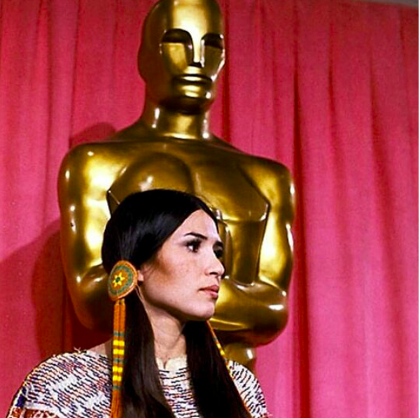Sacheen Littlefeather. Source: Instagram