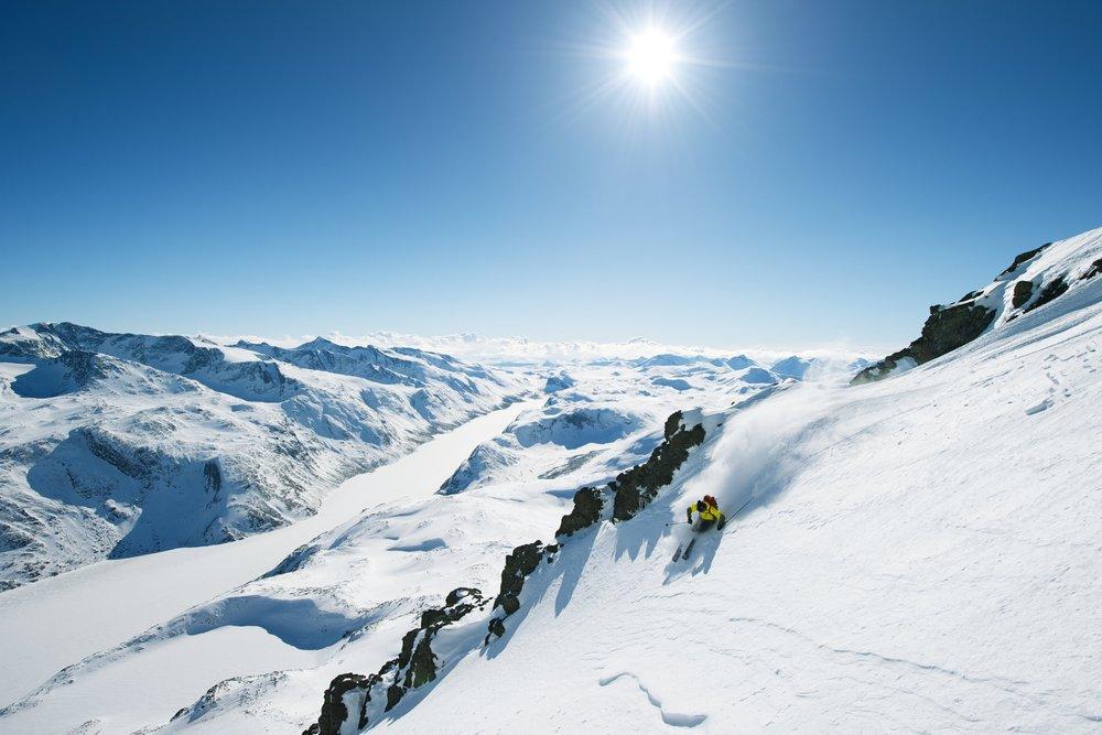 Haute Route Jotunheimen