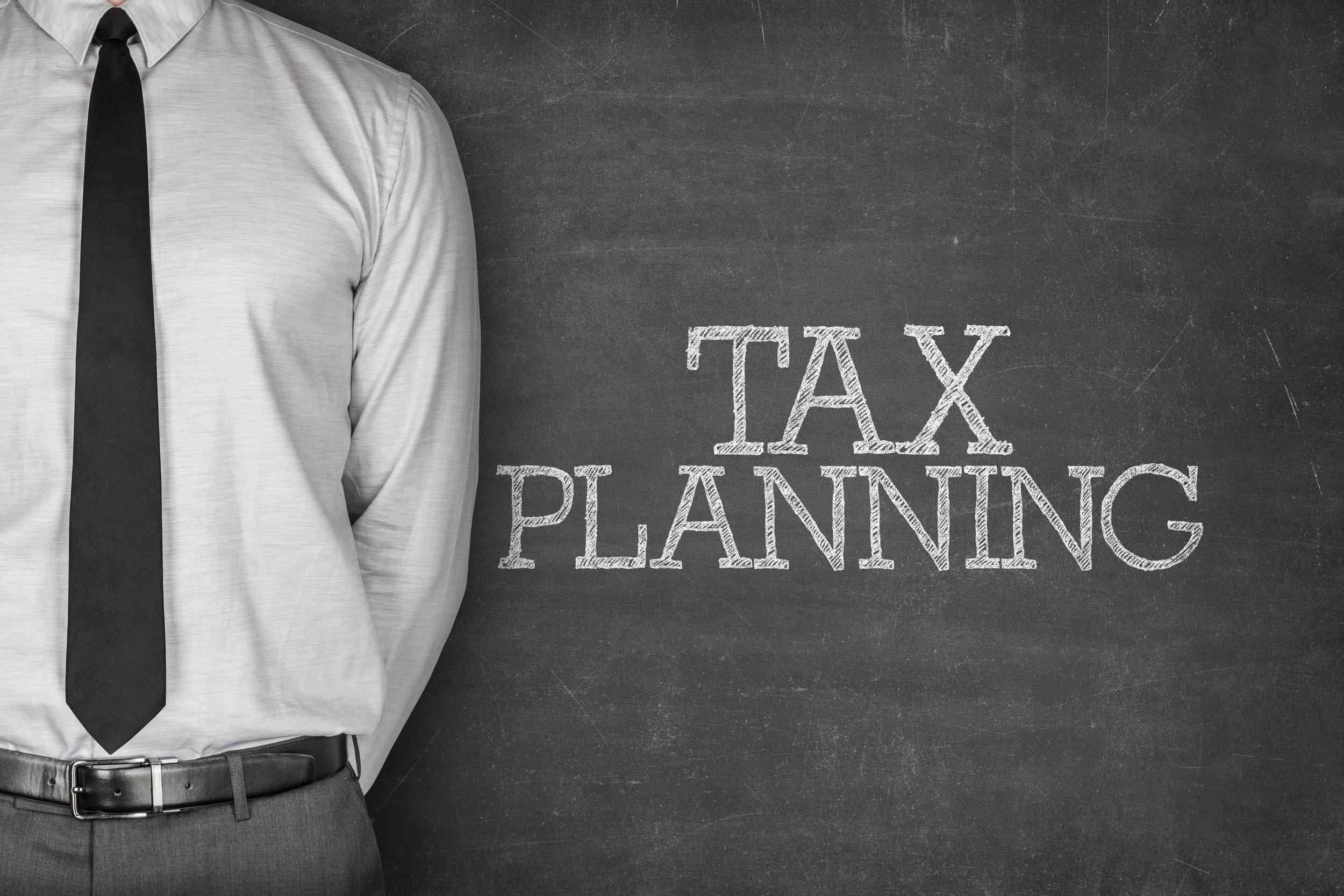 SilverCrest Wealth Planning Tax Planning blackboard.jpg