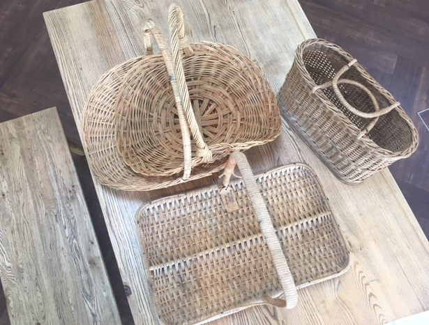 Bread Baskets - 4 available