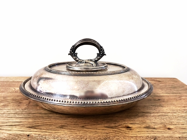 Selection of Silver Serveware