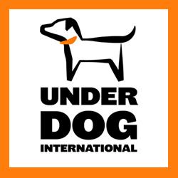 Underdog International London, UK  theunderdog.org   @underdog_international   facebook.com/underdoginternational