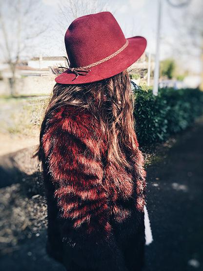 burgundy hat and faux fur.jpg