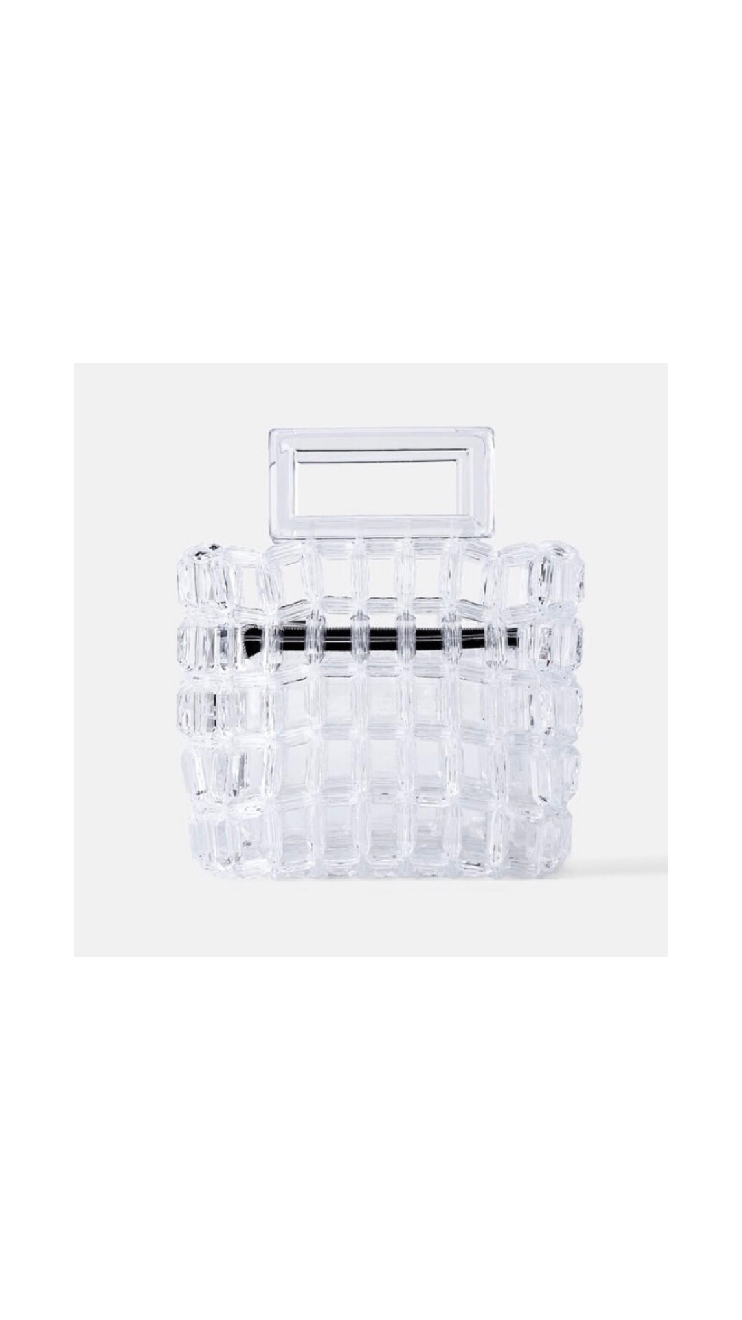 Asos transparent bag.JPG