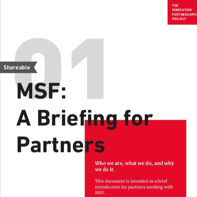 MSF briefing