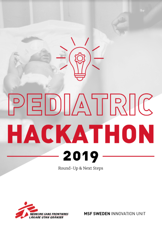 Read the Pediatric Hackathon Round-Up Document - View PDF Here