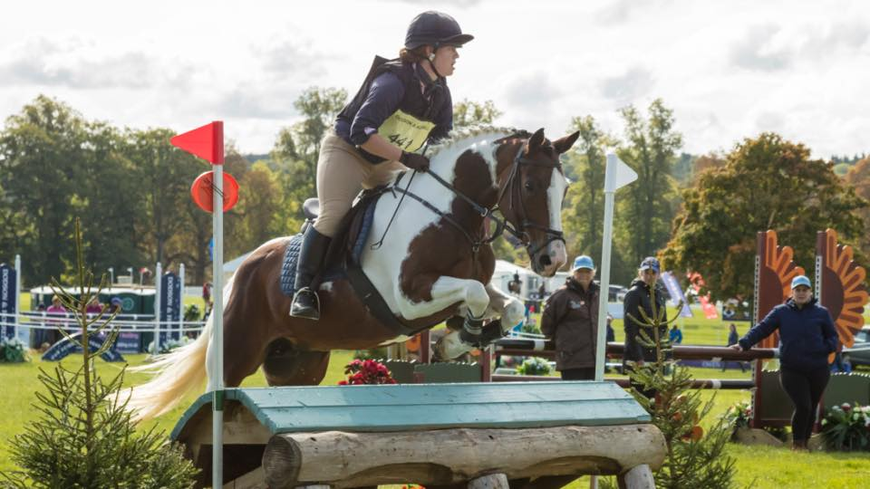 Blenheim Horse Trials Eventer Challenge -
