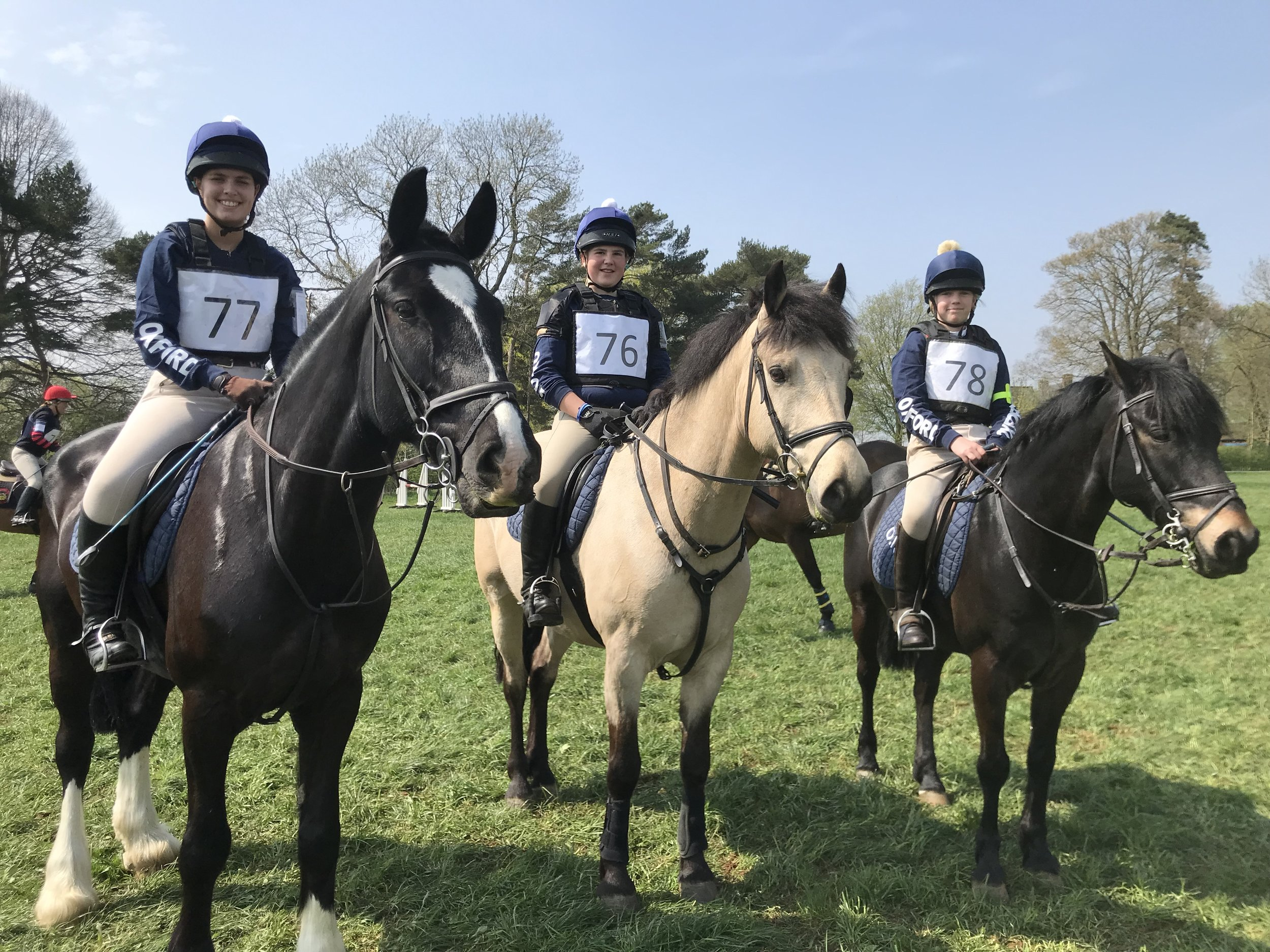 BRC AREA 5 EVENTER CHALLENGE - SWALCLIFFE PARK EQUESTRIAN21ST APRIL 2018