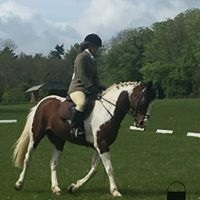 ORC DRESSAGE AT TACKLEY SHOW - SUNDAY 28TH APRIL 2019