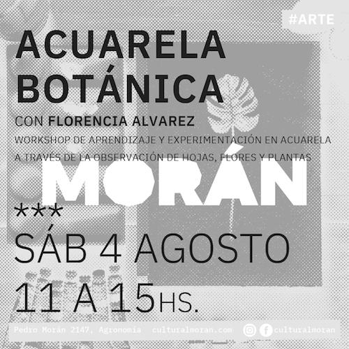 180804_MORA�N - Acuarela Bota�nica - REDES-Flyer.png