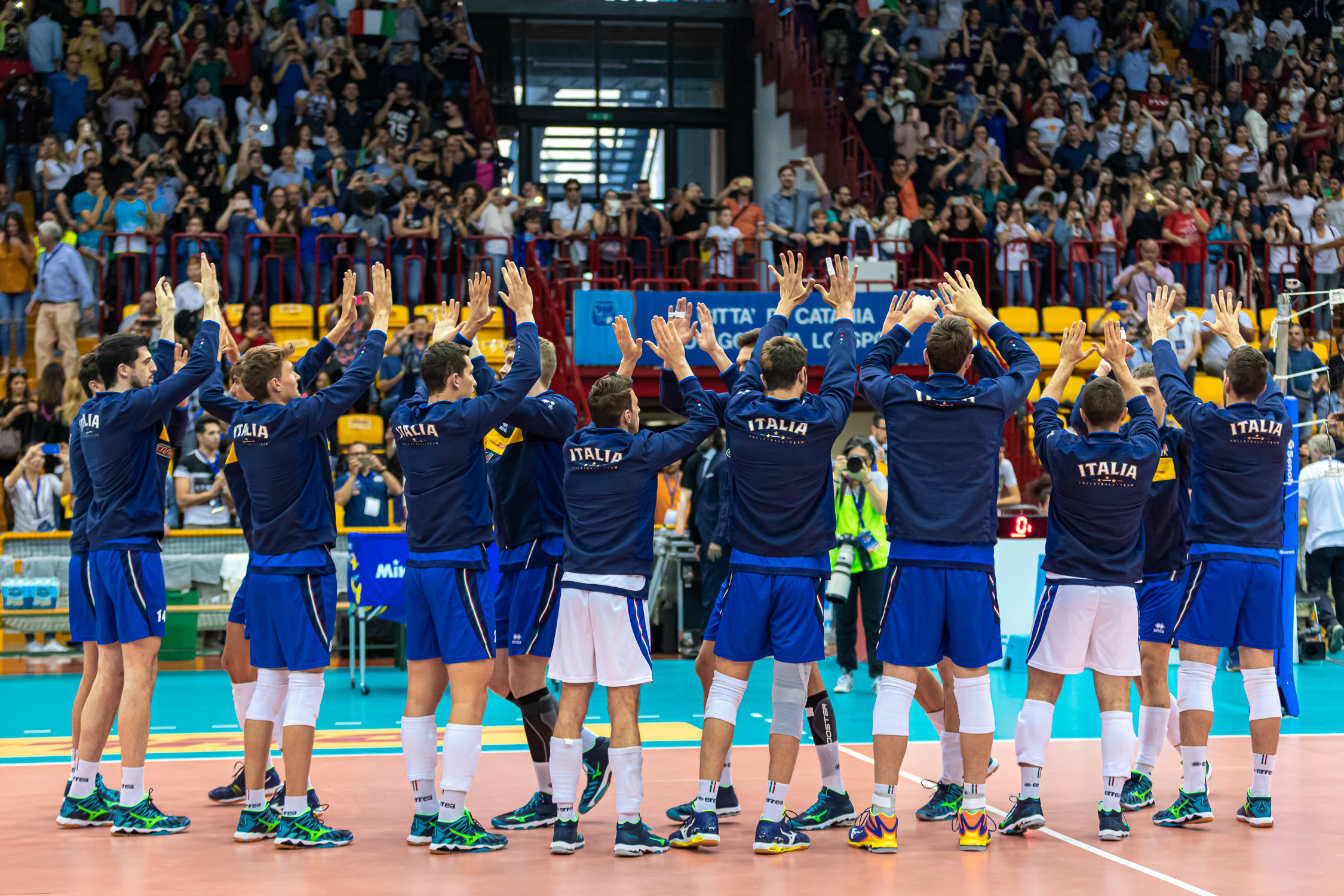 Volleyball ITA vs AUS