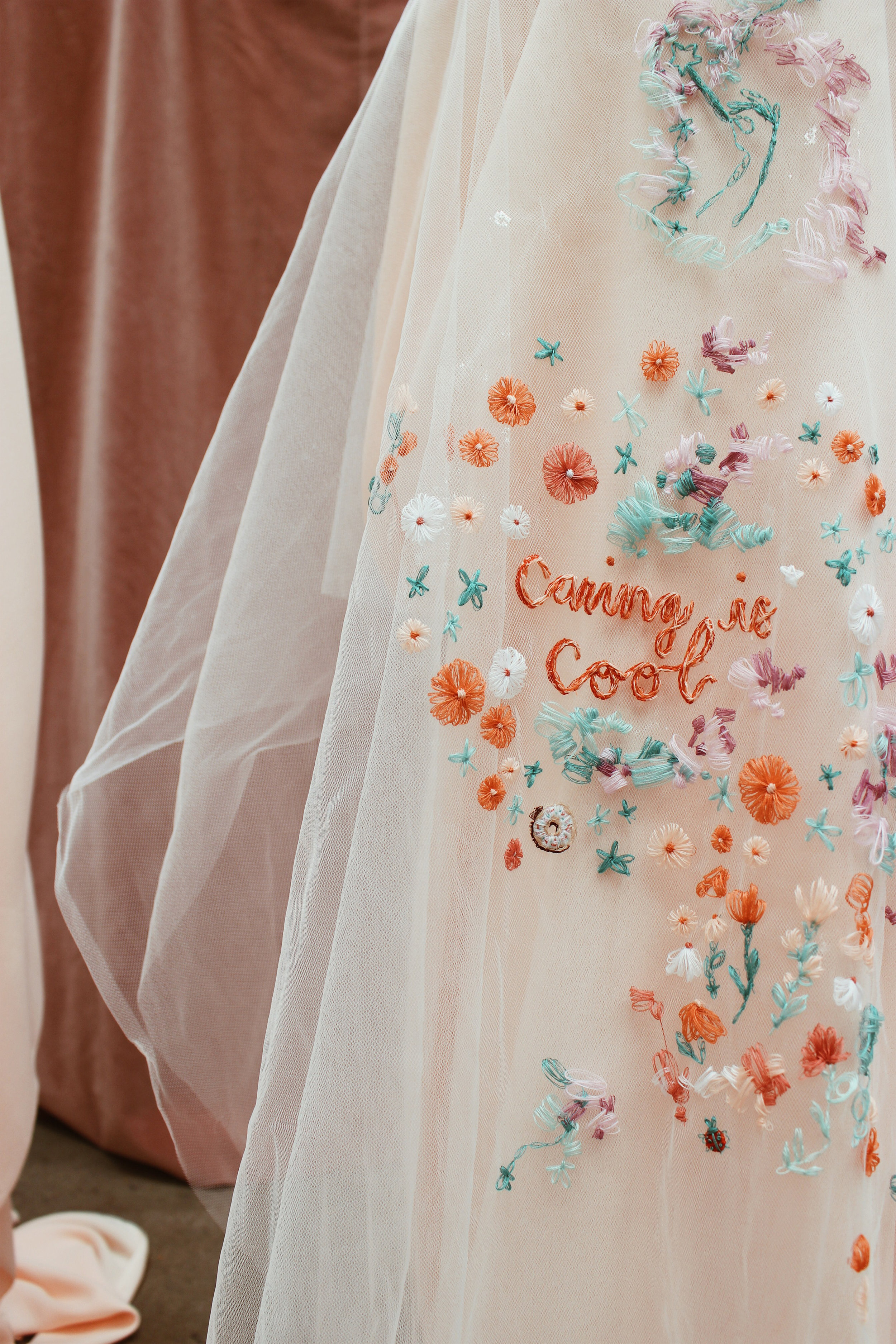 Ink & Thimble Wedding Embroidery