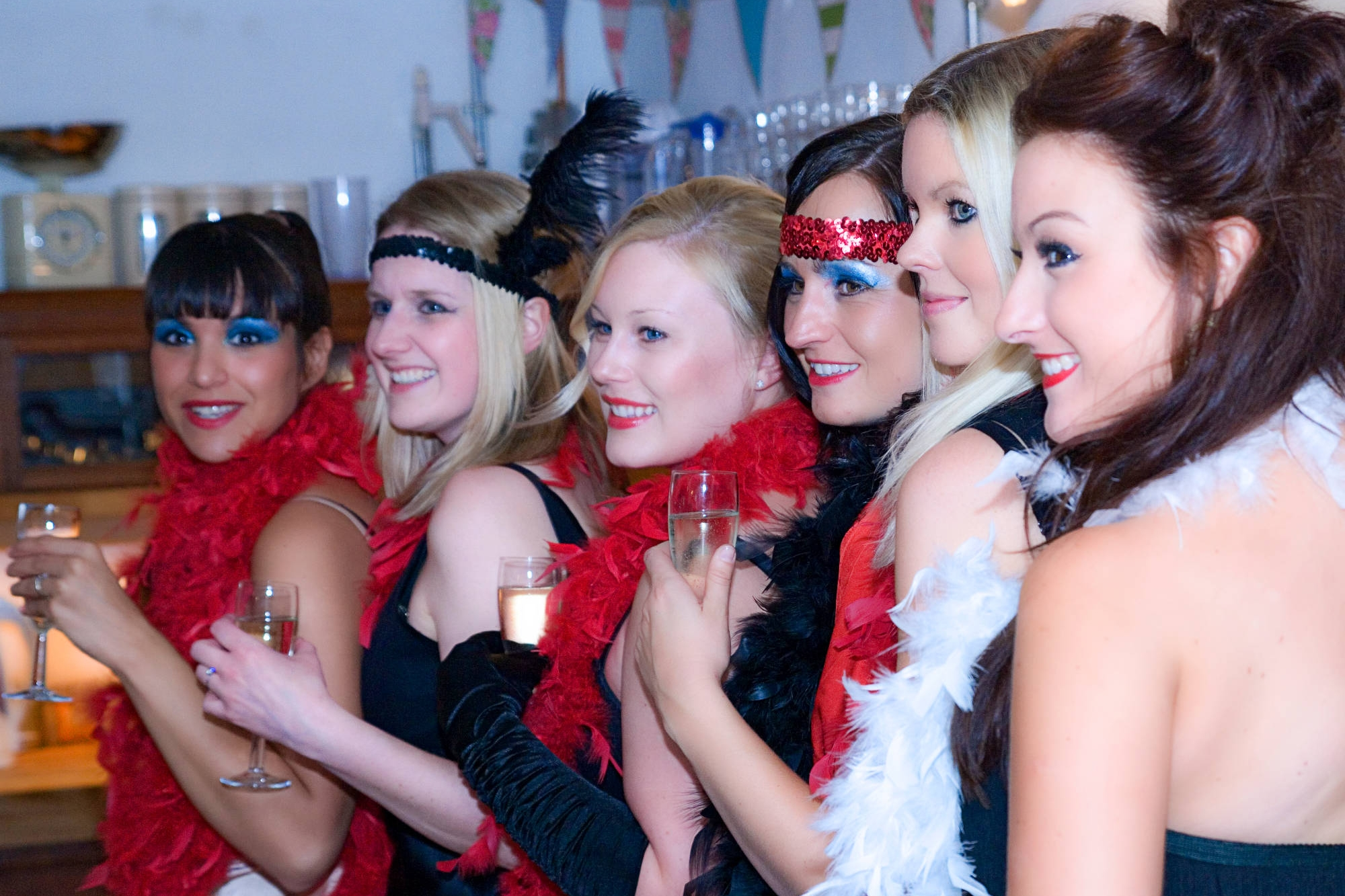 book your hen party weekend