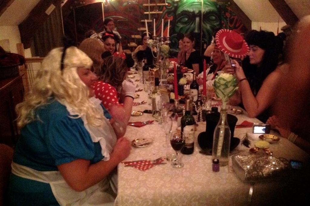 Disney Themed Dining -