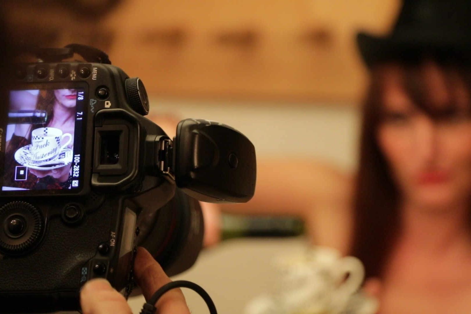 Boudoir Photo Shoot -