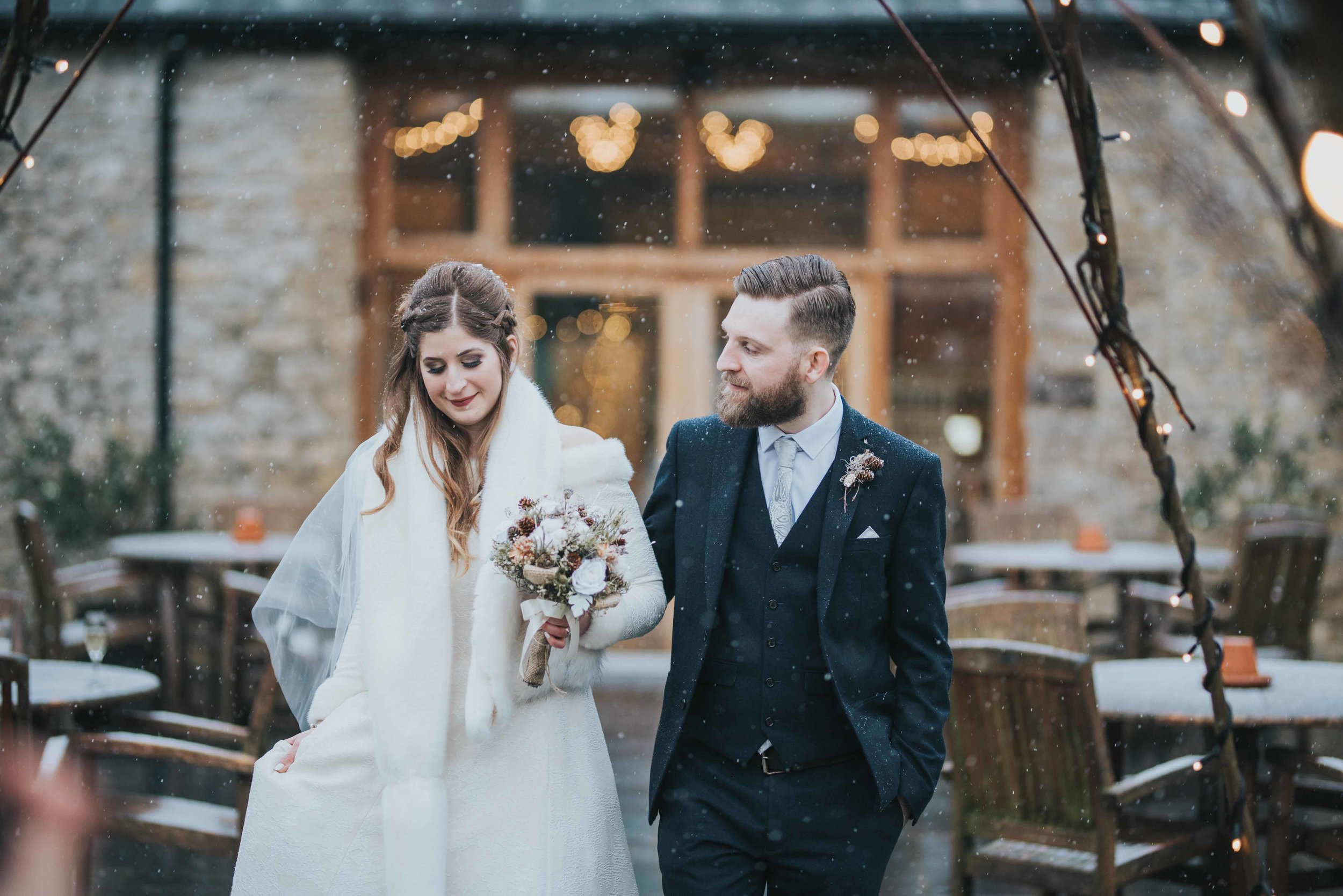 Alex + Carl - Wick Farm, Bath
