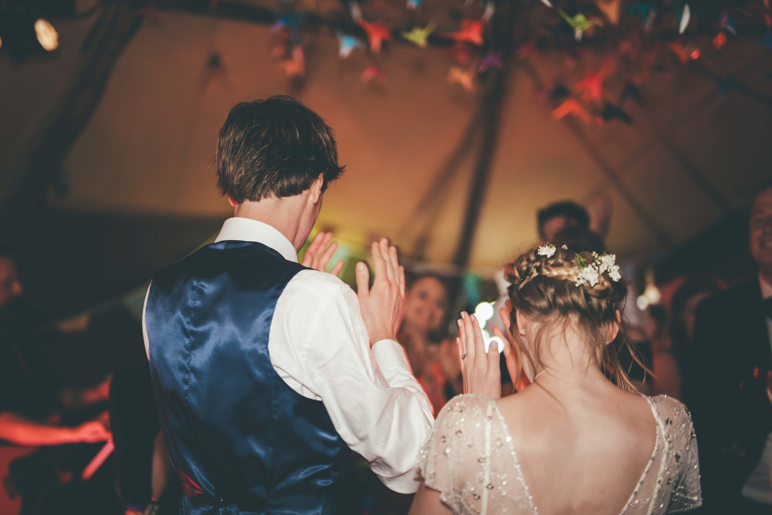 Bex + Adam - Chew Valley Tipi, Chew Magna