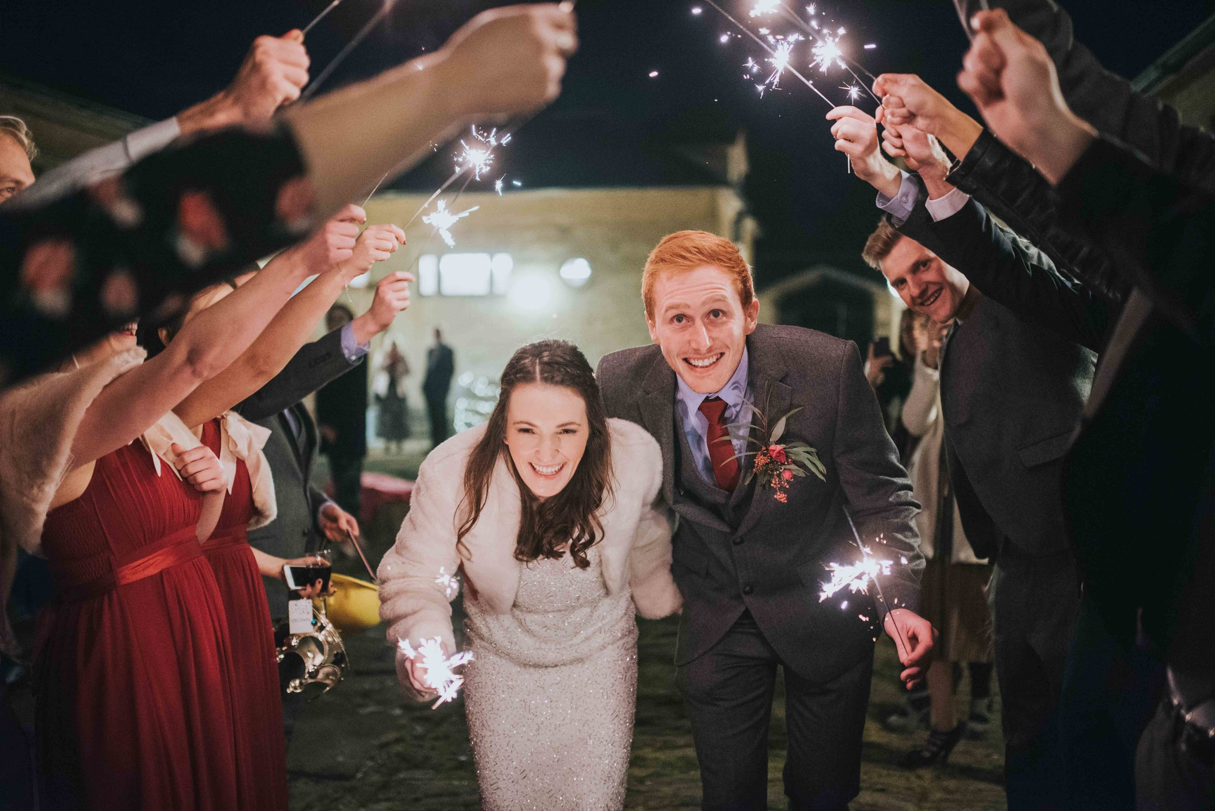 Emma + George - Grittleton House, Wiltshire