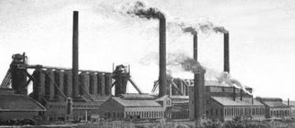 Sydney Steel Plant, Canada - Beaton Institute -