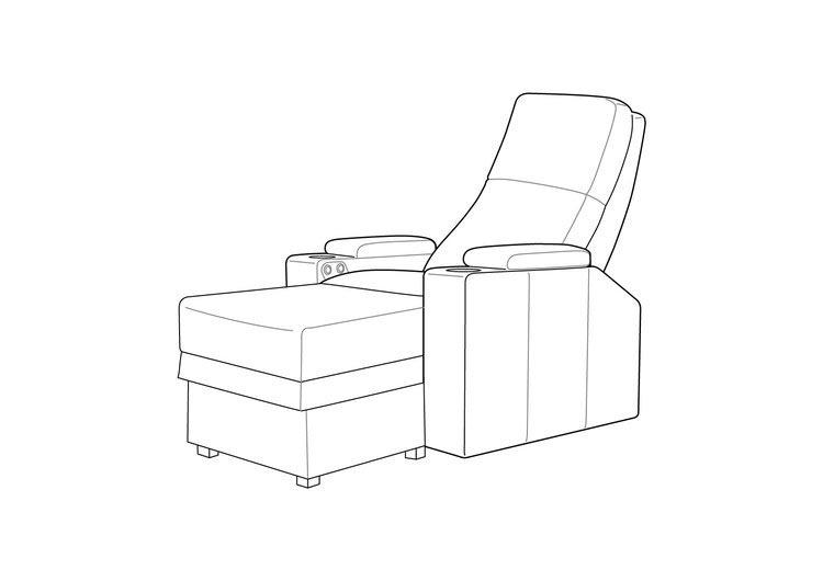 Long-chair-shematic