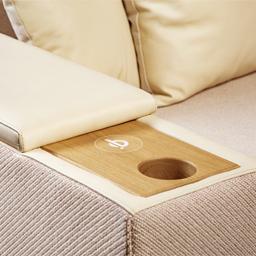 budapest cupholder armrest