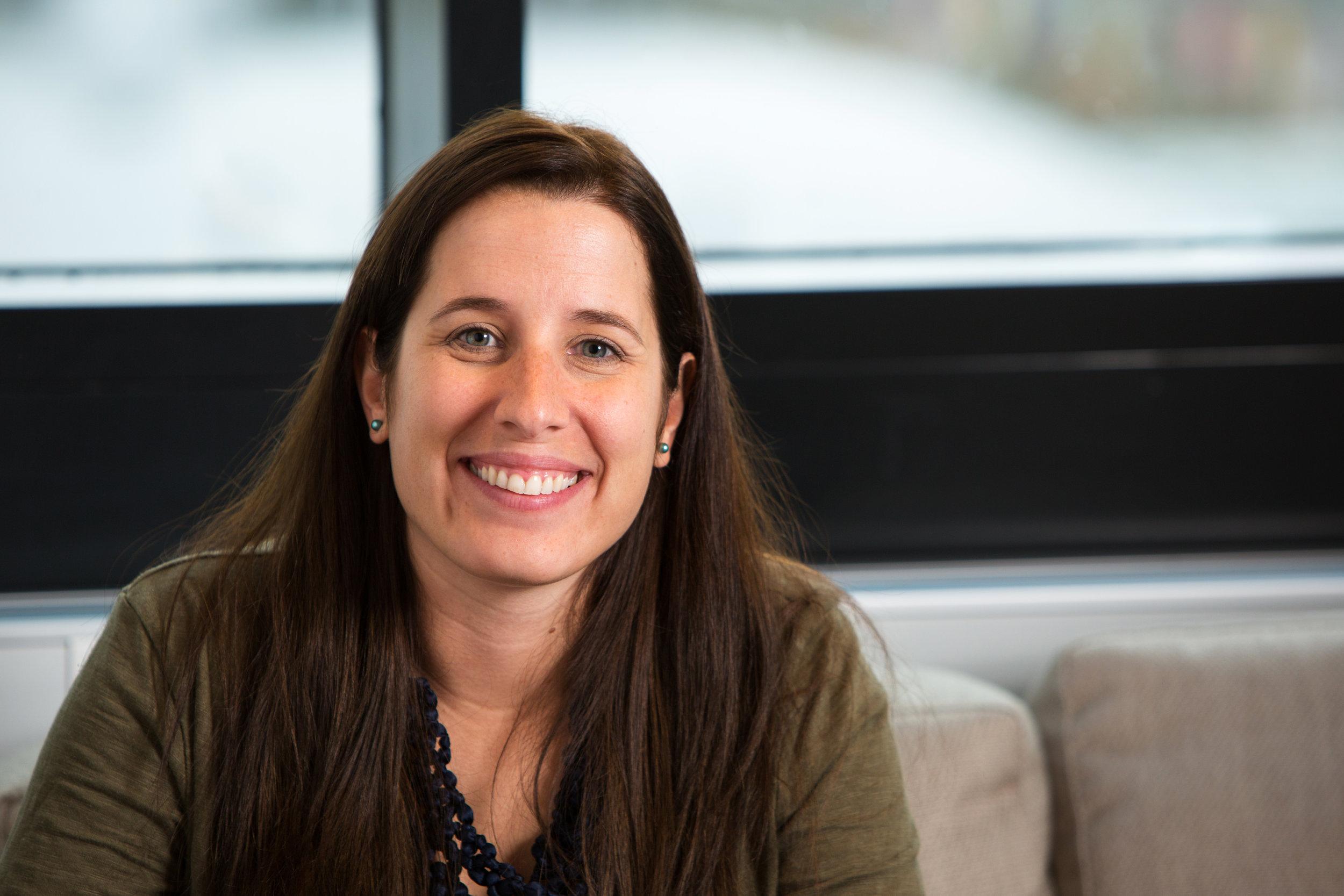 Eleni Vlami, Head of Account Management at Meniga and Mentor
