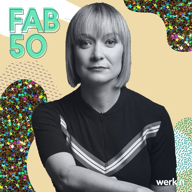 Who are the most powerful LGBTQ people in tech? For today's #Fab50, we've assembled a list of visionary #LGBTQ tech leaders who innovate in more ways than one within the industry:  ARLAN HAMILTON | is the managing partner at @BackstageCapital, which is a VC firm she started while homeless back in 2015.  ANA ARRIOLA | is a partner and product designer at @Microsoft, and a trans woman.  ANGELICA ROSS | is the founder and CEO of @TransTechSocial, which helps trans and gender-non-conforming people find jobs and prepare for their career paths.  TIM COOK | CEO of @apple and the first openly gay CEO on the Fortune Top 500.  HAYLEY SUDBURY | The Founder and CEO of @Werkin! We're beyond proud to call this change-maker our CEO.  Let's keep the celebration going! Comment below who you'd like to know more about, who you love and admire, or just drop us a 🌈 to join the fun. Follow us for the rest of our #Fab50 list this month! #pride #pridemonth #pride50 #nycpride #stonewall50 #inclusion #tech #techleaders #diversity #femaleceo #womenintech #getwerkin