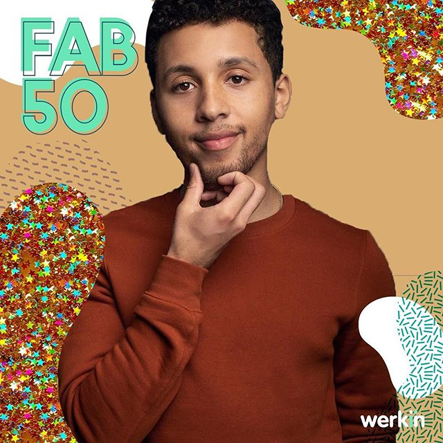 5 LGBTQ Entertainers We Love⠀ From the red carpet to the big screen, we LOVE seeing #LGBTQ folks sharing their talents with the world while being visible icons for younger generations. Here are just 5 of our favorite entertainers for today's #Fab50 addition!⠀ ⠀ JABOUKIE YOUNG-WHITE | Comedian and @thedailyshow Correspondent. ⠀ ⠀ ELLEN DeGENERES | Actress, Comedian, & Humanitarian ⠀ ⠀ JANELLE MONAE | Singer & Actress ⠀ ⠀ BILLY PORTER | Broadway Performer, Singer & Actor⠀ ⠀ NICOLE MAINES | Actress that plays TV's first trans superhero on @SupergirlCW⠀ ⠀ Let's keep the celebration going! Comment below who you'd like to know more about, who you love and admire, or just drop us a 🌈 to join the fun. Follow us for the rest of our #Fab50 list this month! // #pride #pridemonth #pride50 #stonewall50 #nycpride #inclusion #diversity #entertainment