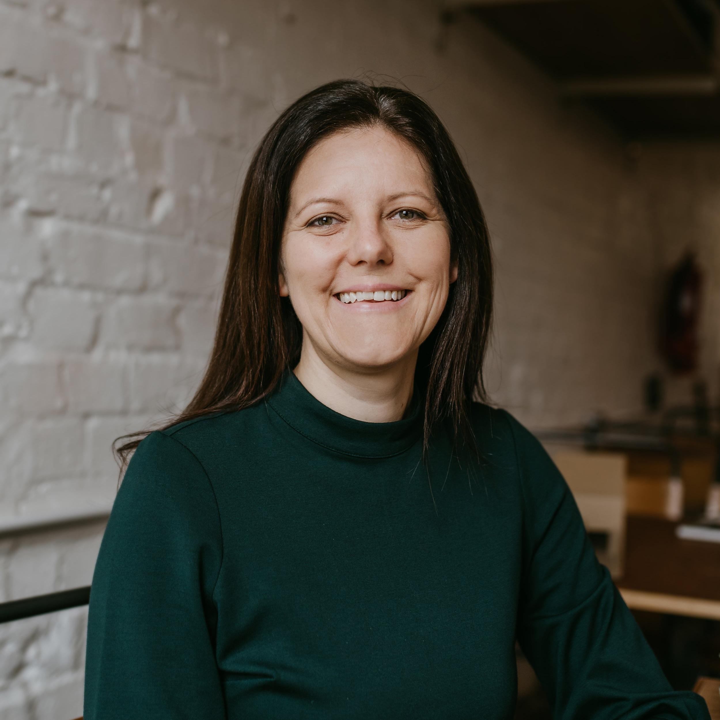 Amanda Spence, architect and partner at ALT-Architecture, Cardiff