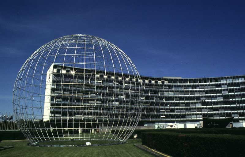 UNESCO Headquarter Paris @UNESCO