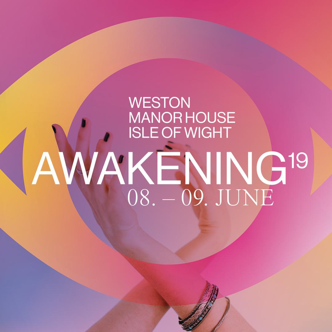 Practical Magic at The Awakening Weekend 8&9 June 2019