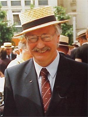 1998: Fred Daman   Toenmalig directeur van de Antwerpse Zoo.