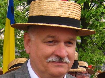 2013: Patrick Callenaere   Politiecommisaris en tamboer-majoor van de Koninklijke Muziekkapel van de Antwerpse politie