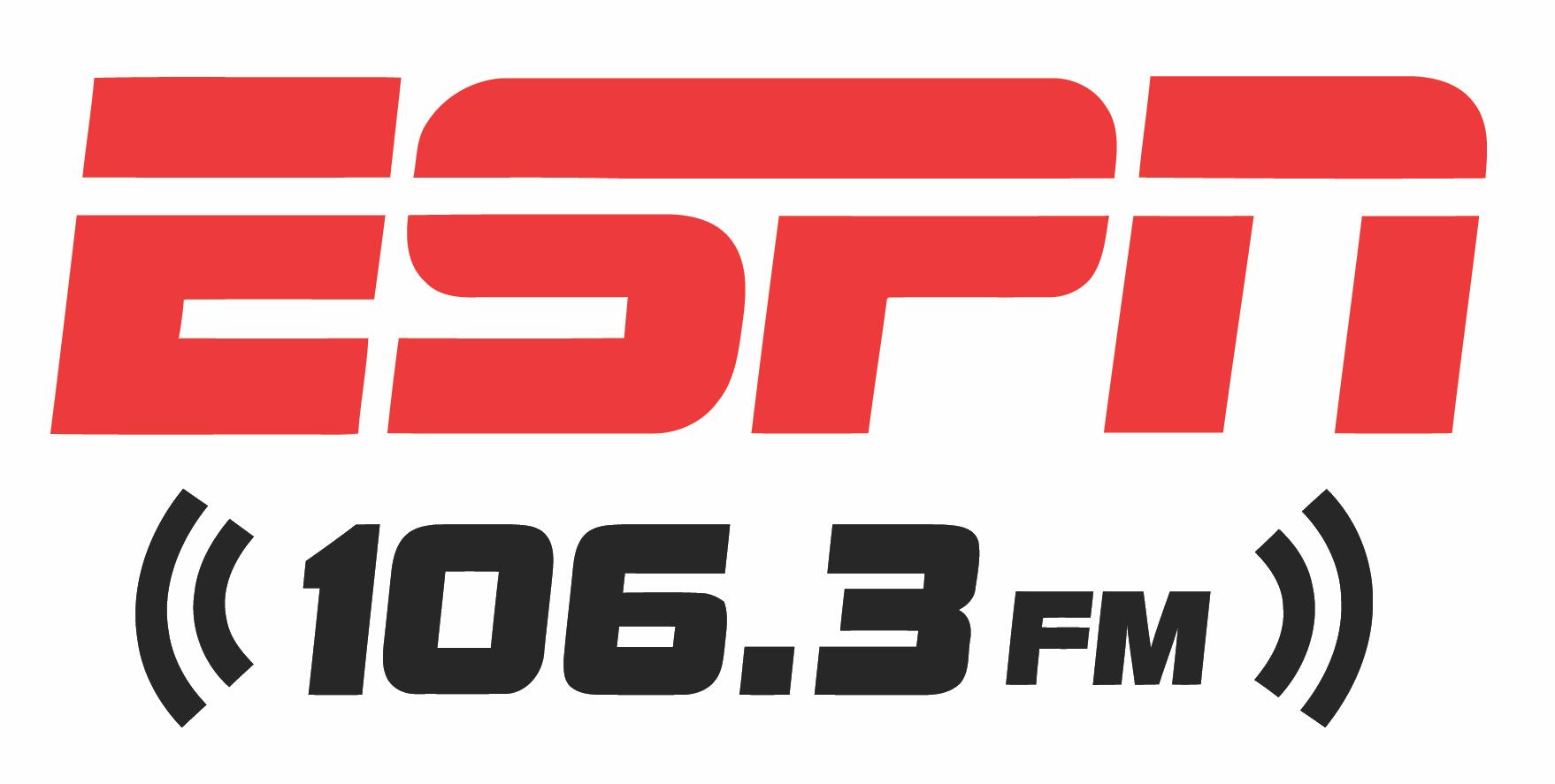 ESPN 106.3 FM .JPEG Black Letters.png