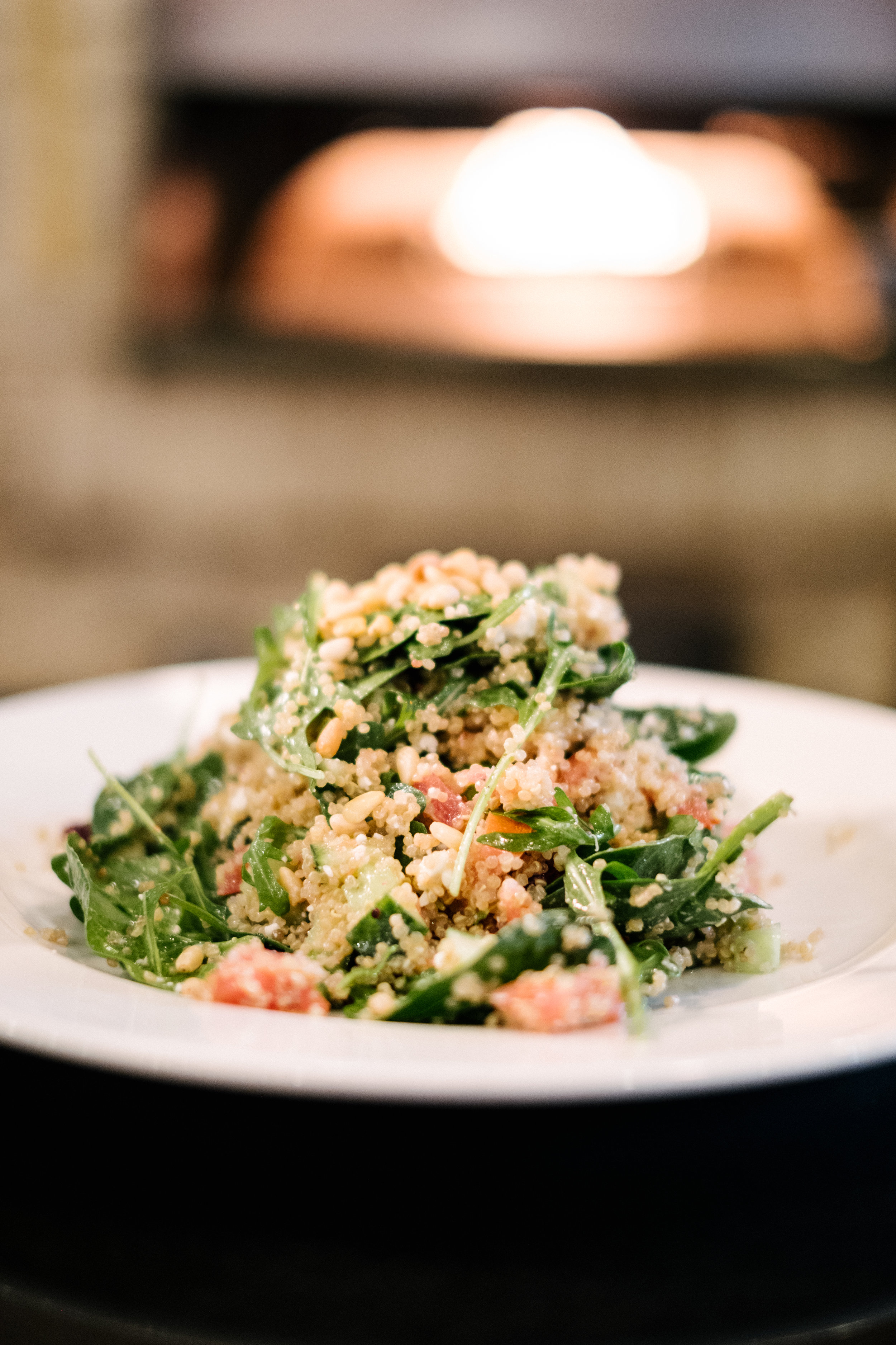 Quinoa Salad from City Cellar at CityPlace