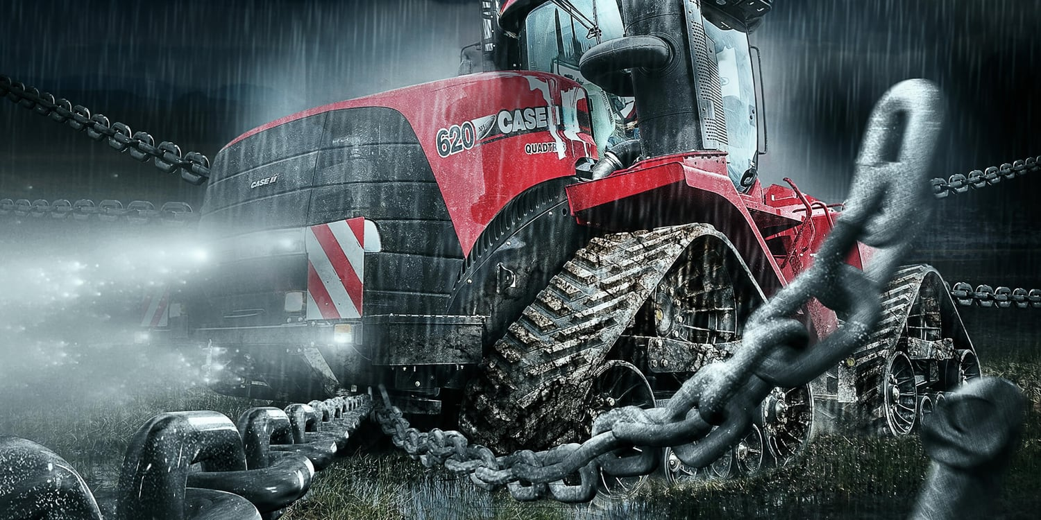 Genuine Parts Campaign for CASE IH