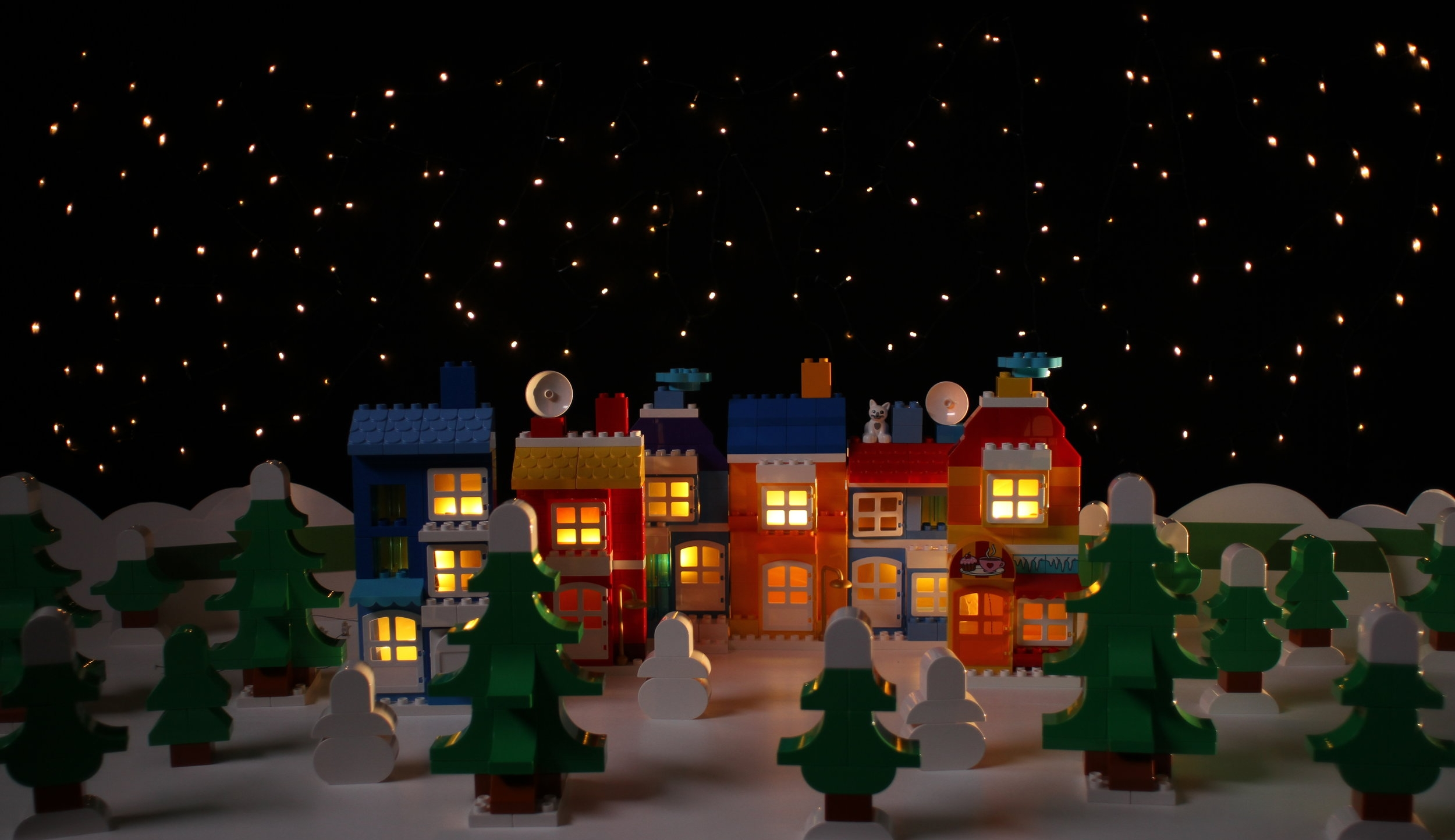 Christmas Card 2016 - Olibrius had the privilege to create and animate LEGO Duplo's 2016's Christmas Card, in partnership with M2FILM, Aarhus.