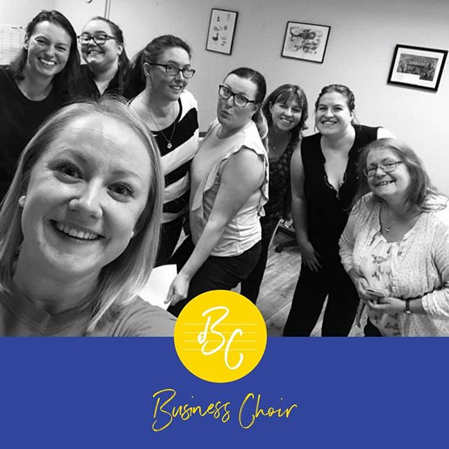 You may squeal or shriek at the use of the 'c word' in September - but we were bopping and shoo-wopping away to a widely loved Christmas classic at last weeks rehearsal! Can't wait to get back to it tonight too!⠀ Excited for our Christmas Showcase already 😍🙌🏻🎶🎄