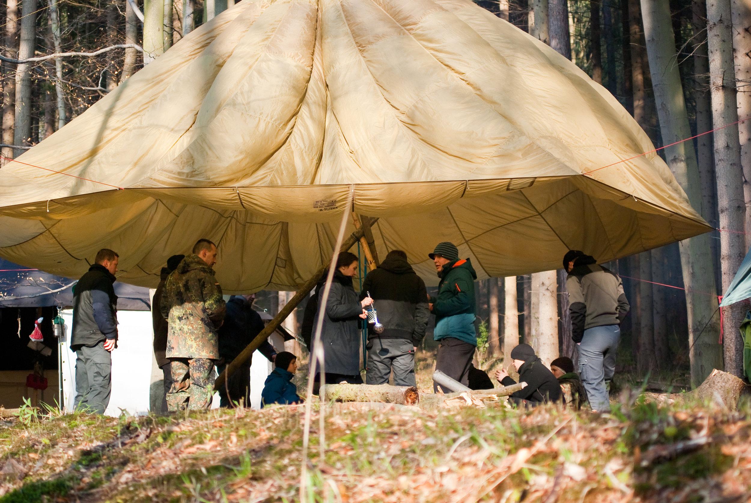Outdoor Survival Camp