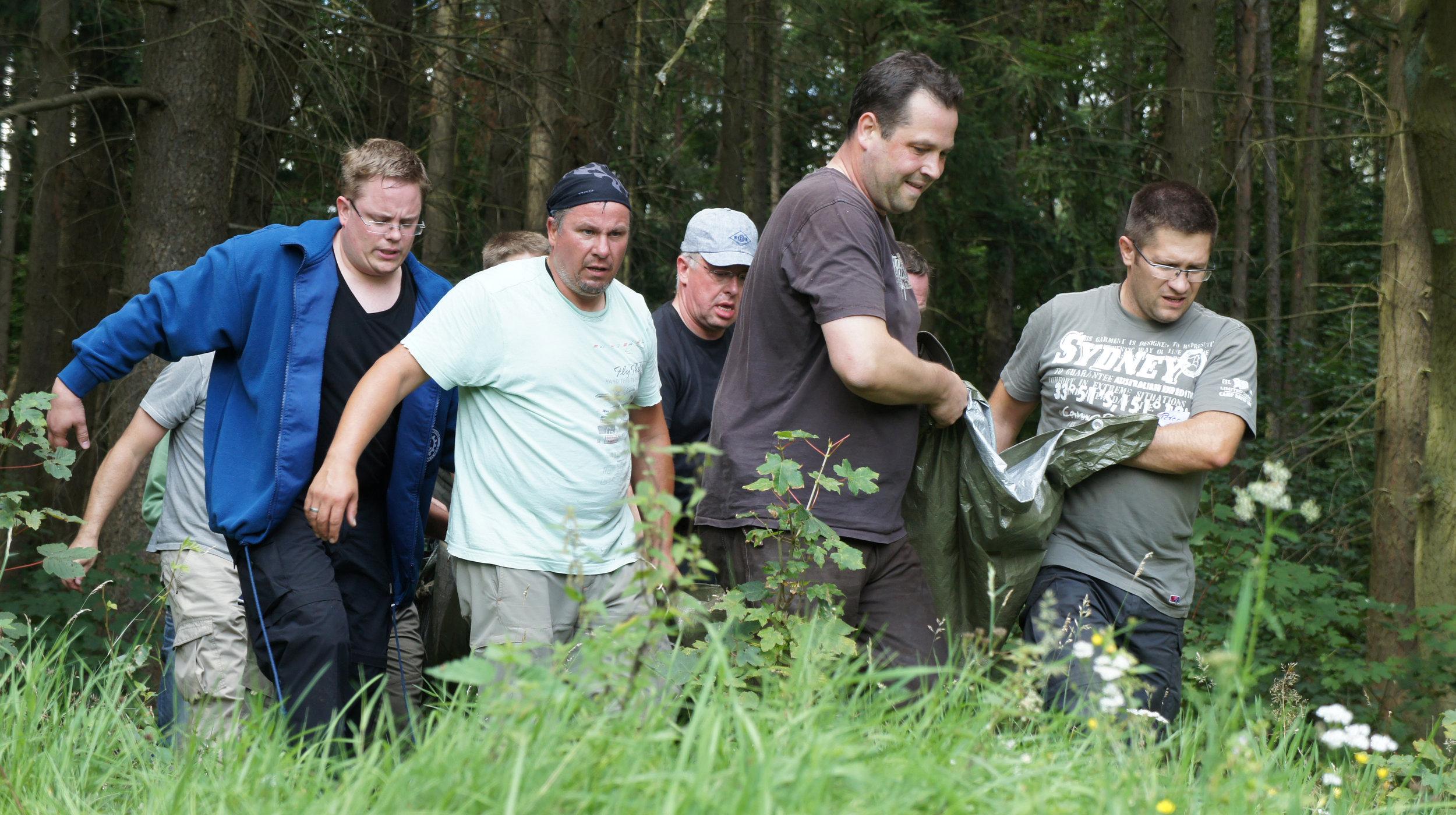Album: Incentive & Teamtraining - Niedersachsen 2012