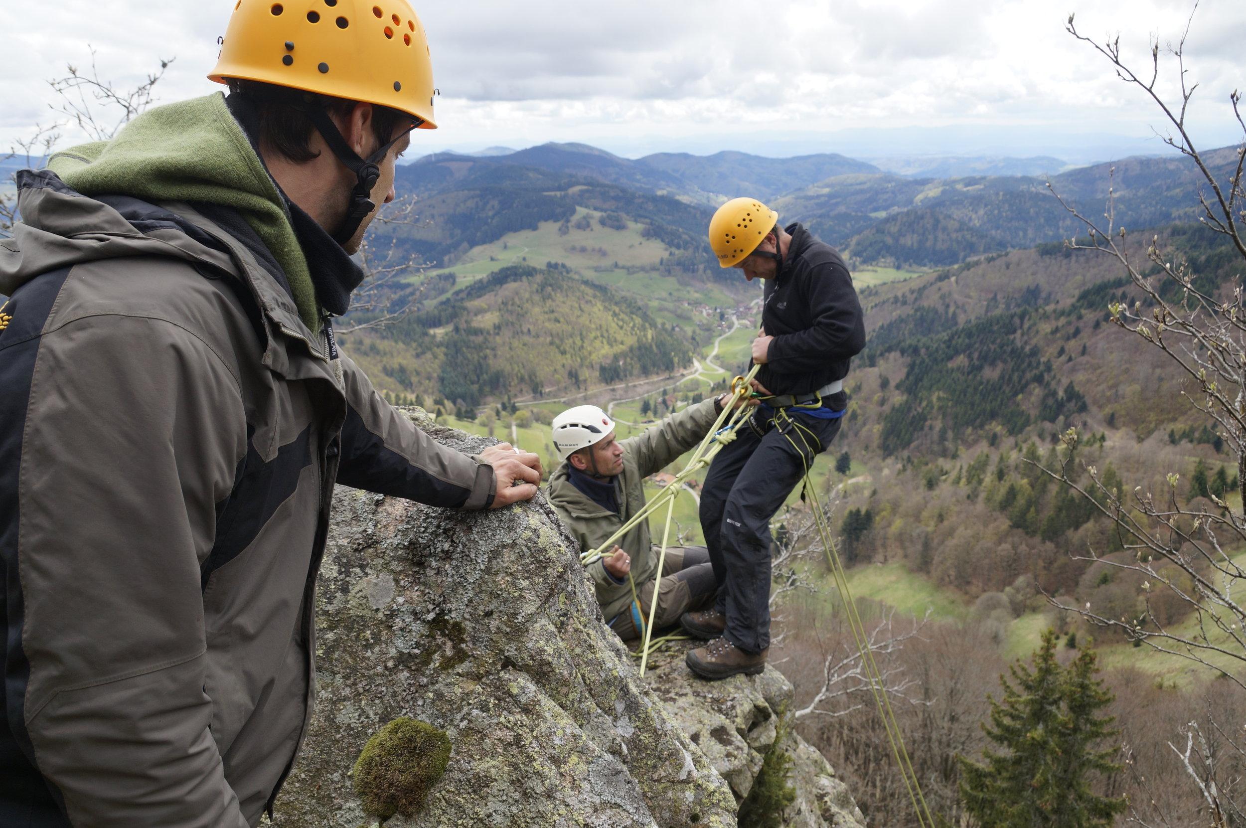 Outdoor GUide / Wildnisführer Ausbildung - Konzept und Ausbildungsmodule
