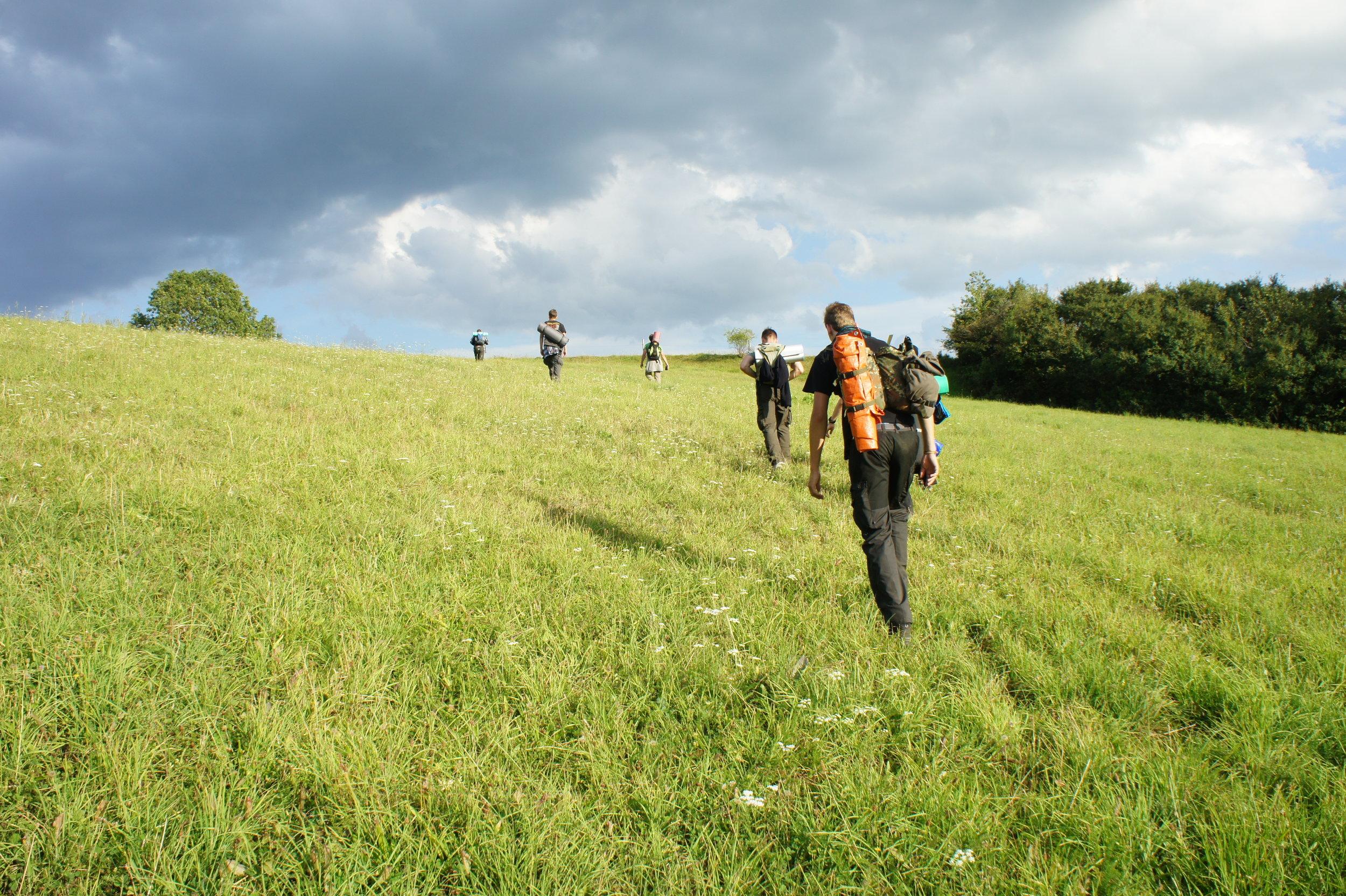 Outdoor Touren und Wildnisreisen