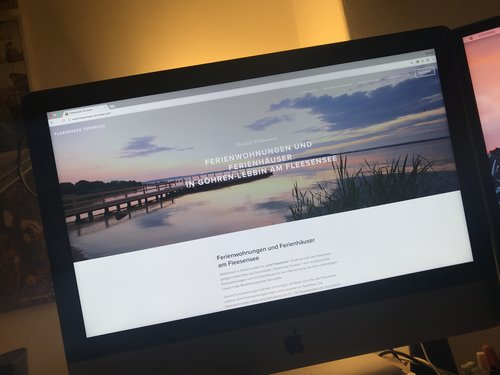 Fleesensee Terrasse Konzeption - Design - Produktion