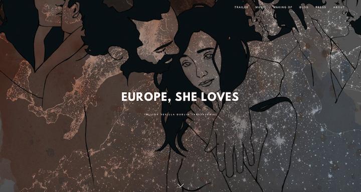 Europe, She Loves Design - Production