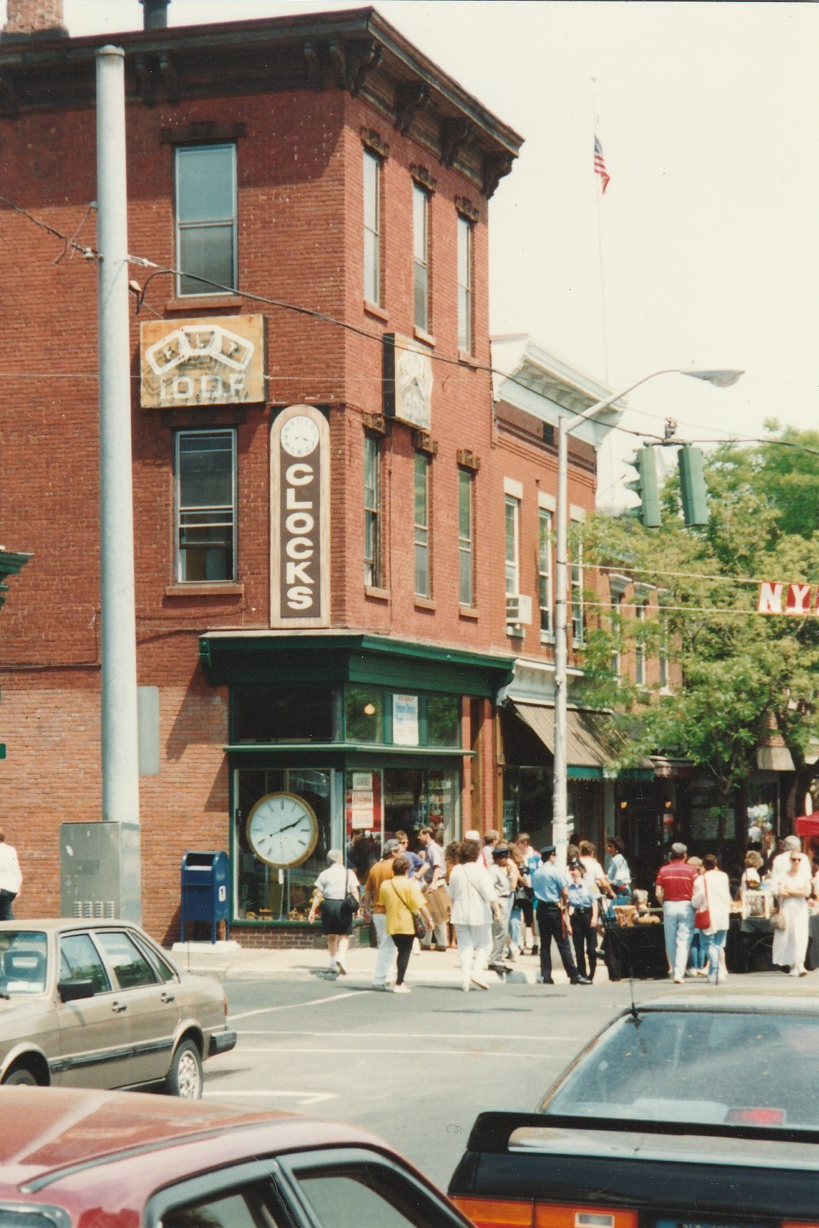 April 1993 - The store moves from North Broadway to its second location at 135 Main Street