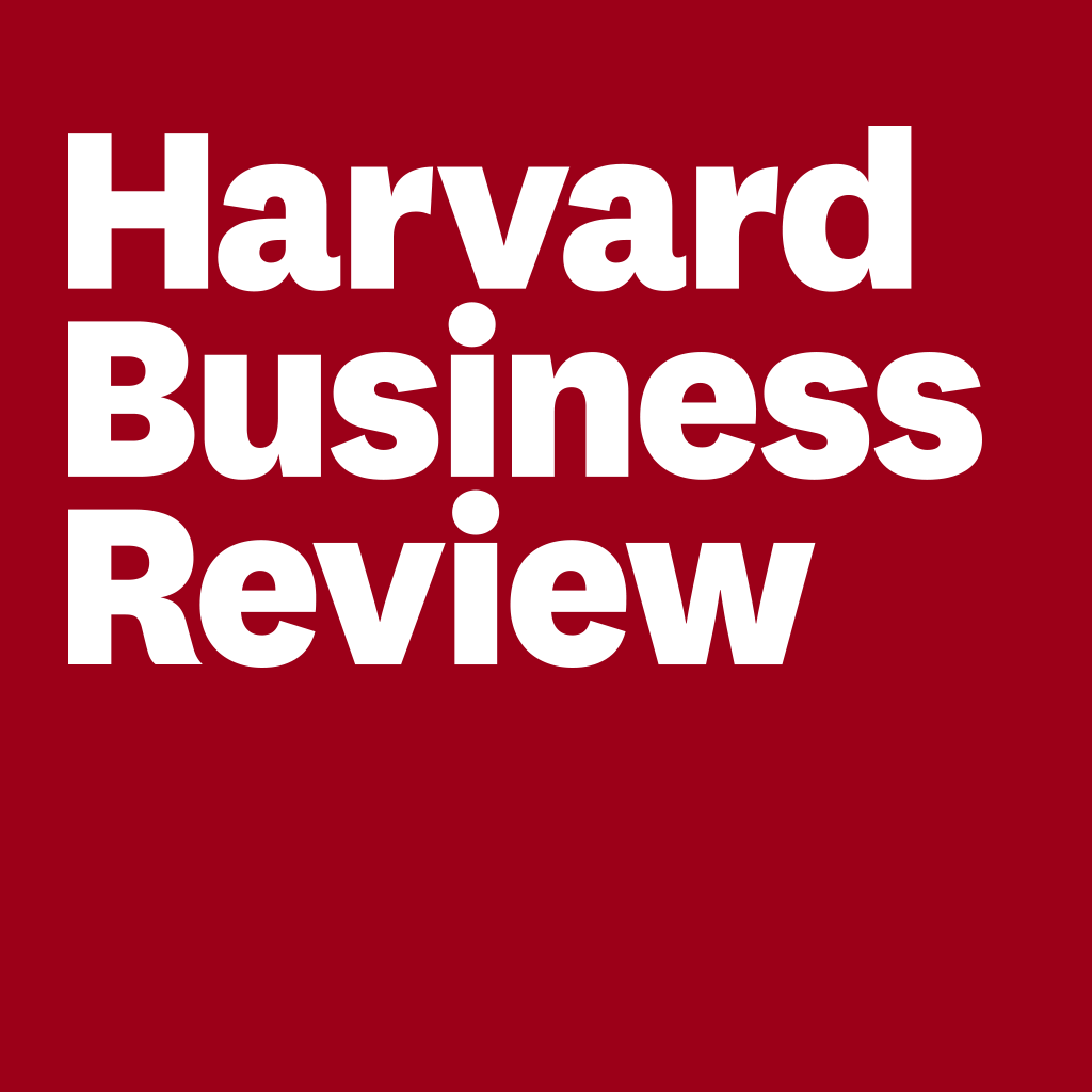 Harvard Business Review, December 13, 2017